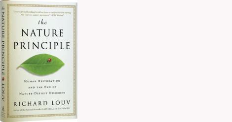 The Nature Principle author, Richard Louv, is coming to Australia