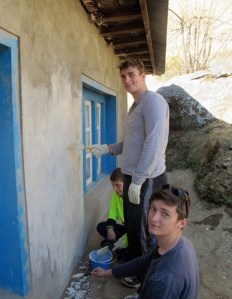Students can help to restore remote schools that otherwise receive little to no assistance