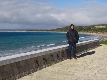 Anzac Cove, Gallipoli