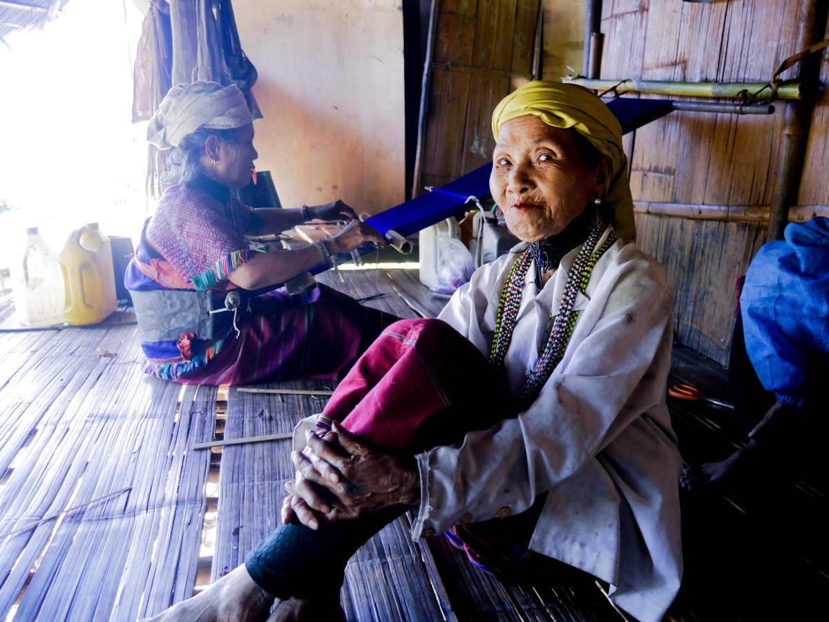 Hill tribe people of northern Thailand