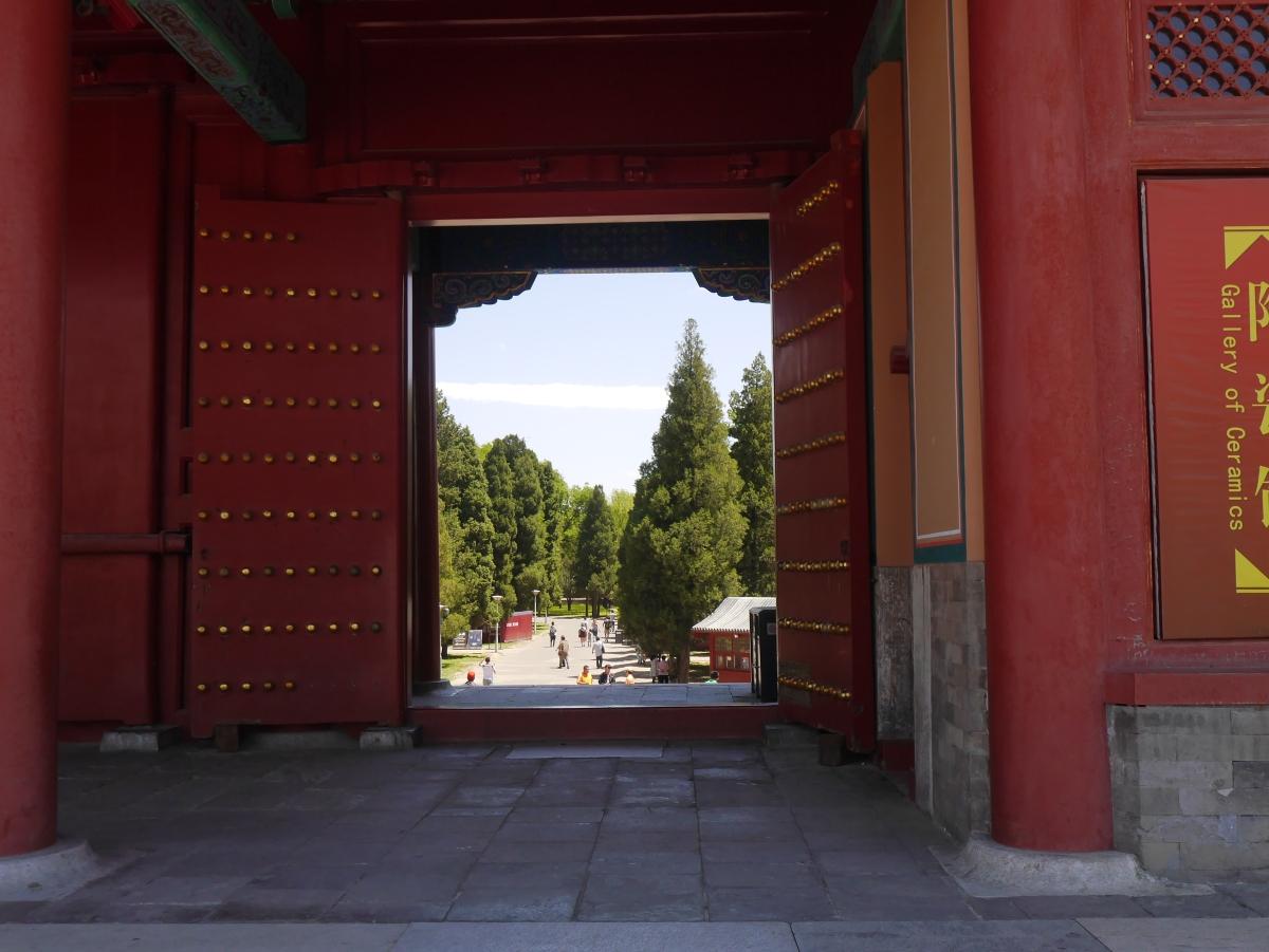 Student trips in Beijing