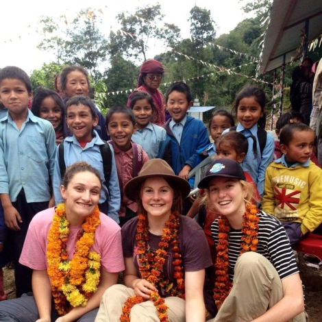 Nepal School Leavers Adventure