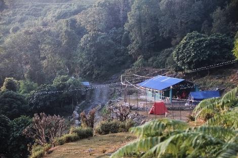 Nepal School Leavers trip